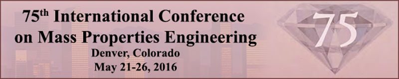 75th International Conference on Mass Properties Engineering