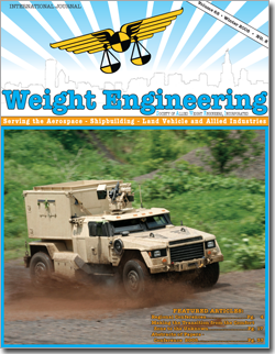 Weight Engineering Cover - Winter 2008