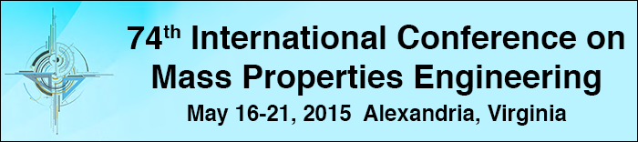 74th International Conference on Mass Properties Engineering