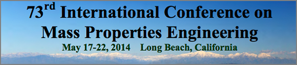 73rd International Conference on Mass Properties Engineering