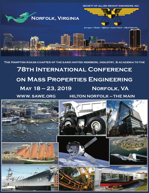 2018 SAWE International Conference Announcement (click to view)