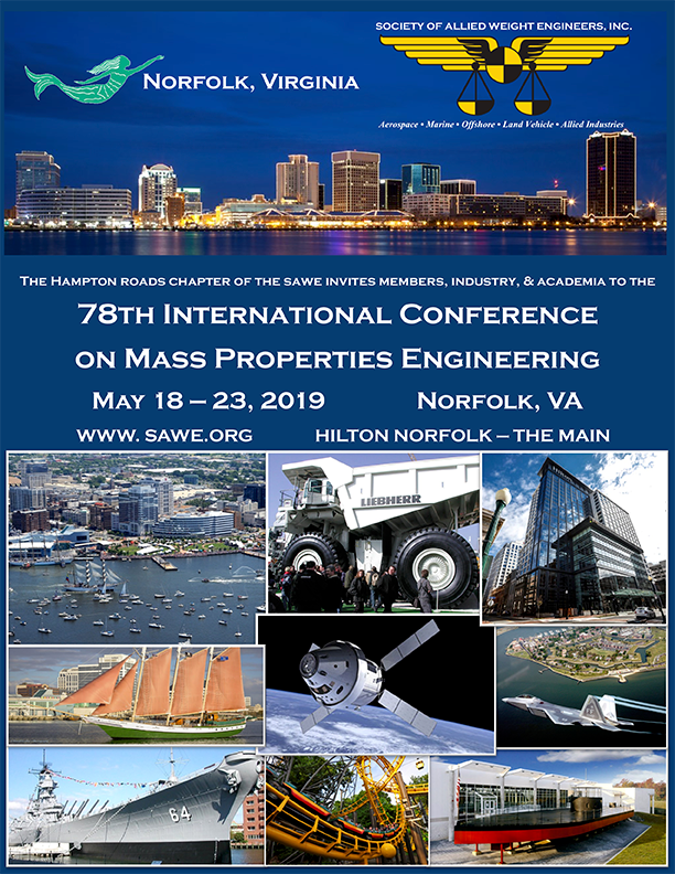 2019 SAWE International Conference Flyer (Click to Download)