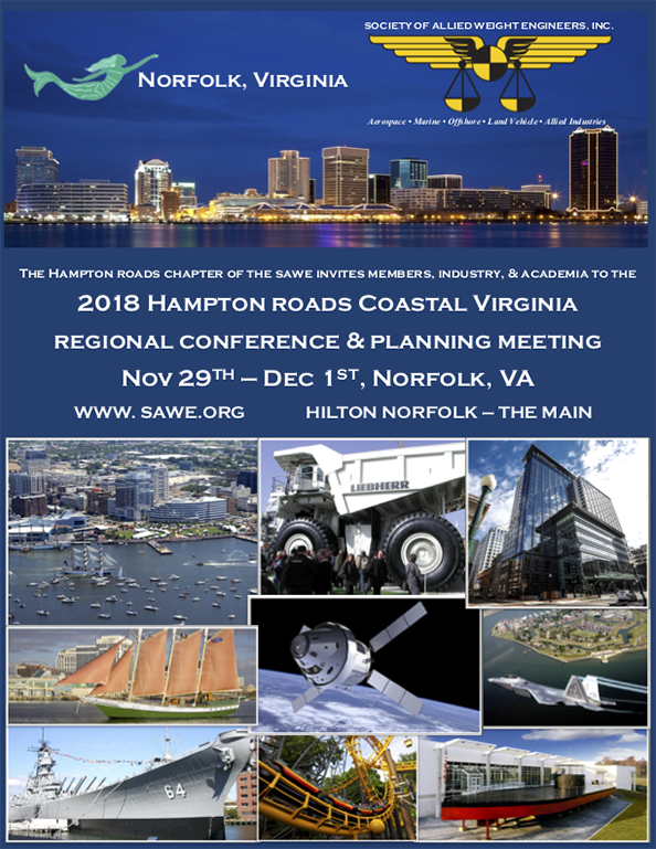 2018 Hampton Roads Regional Conference Flyer (click to download)