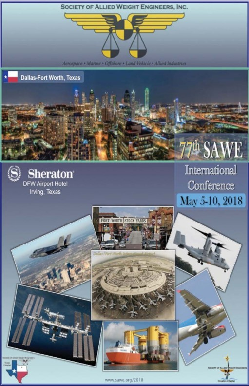2018 SAWE International Conference Program